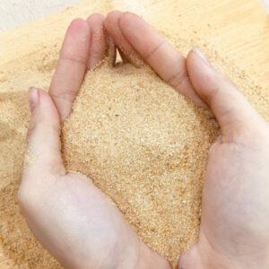 Cát vàng trải nền thủy sinh và bể biotop